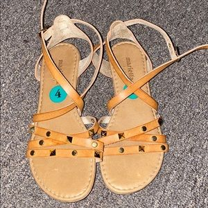 Other - Gently used sandals, In Great condition